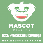 023: @MascotDrawings