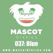037: Blue